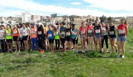 RESULTATS techniques du championnat d'Algèrie de cross -country